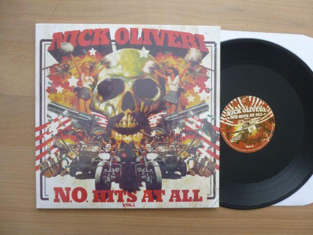 Nick OLIVERI – N.O. Hits At All vol.1, vinyle: M -