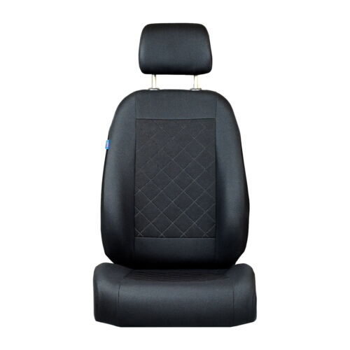 Schwarze Sitzbezüge für RENAULT SCENIC I Autositzbezug VORNE