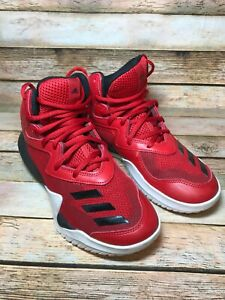 Details about Adidas Adiprene Red Basketball Shoes, Size 5, EUC