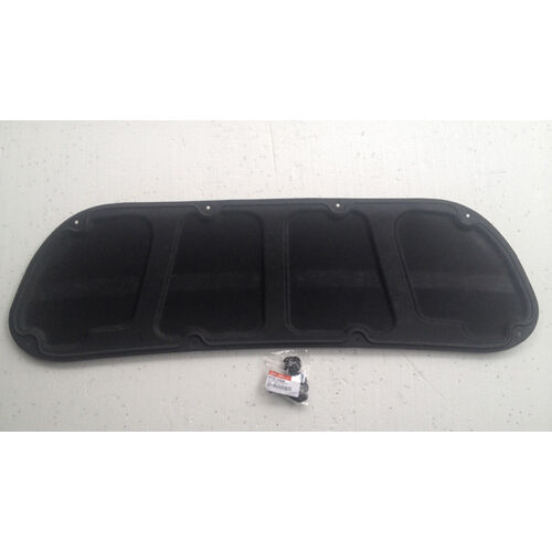 Hood Bonnet  Soundproof Pad Seat Insulating For 13 14 Kia Forte : K3