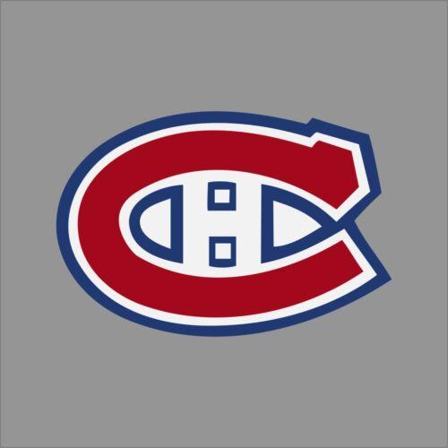 Montreal canadienses equipo de NHL Logo Vinilo Autoadhesiva De Ventana De Coche Pared cornhole