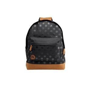MI-PAC-Backpack-All-Polka-Dot-All-Black-School-Bag-740199-A02-FREE-HARIBO