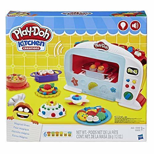 für fantasievolles und kreat... Hasbro Play-Doh B9740EU4 Magischer Ofen Knete