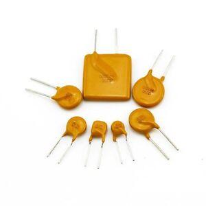 10PCS RUEF160 30V 1.6A DIP Resettable Fuse PPTC