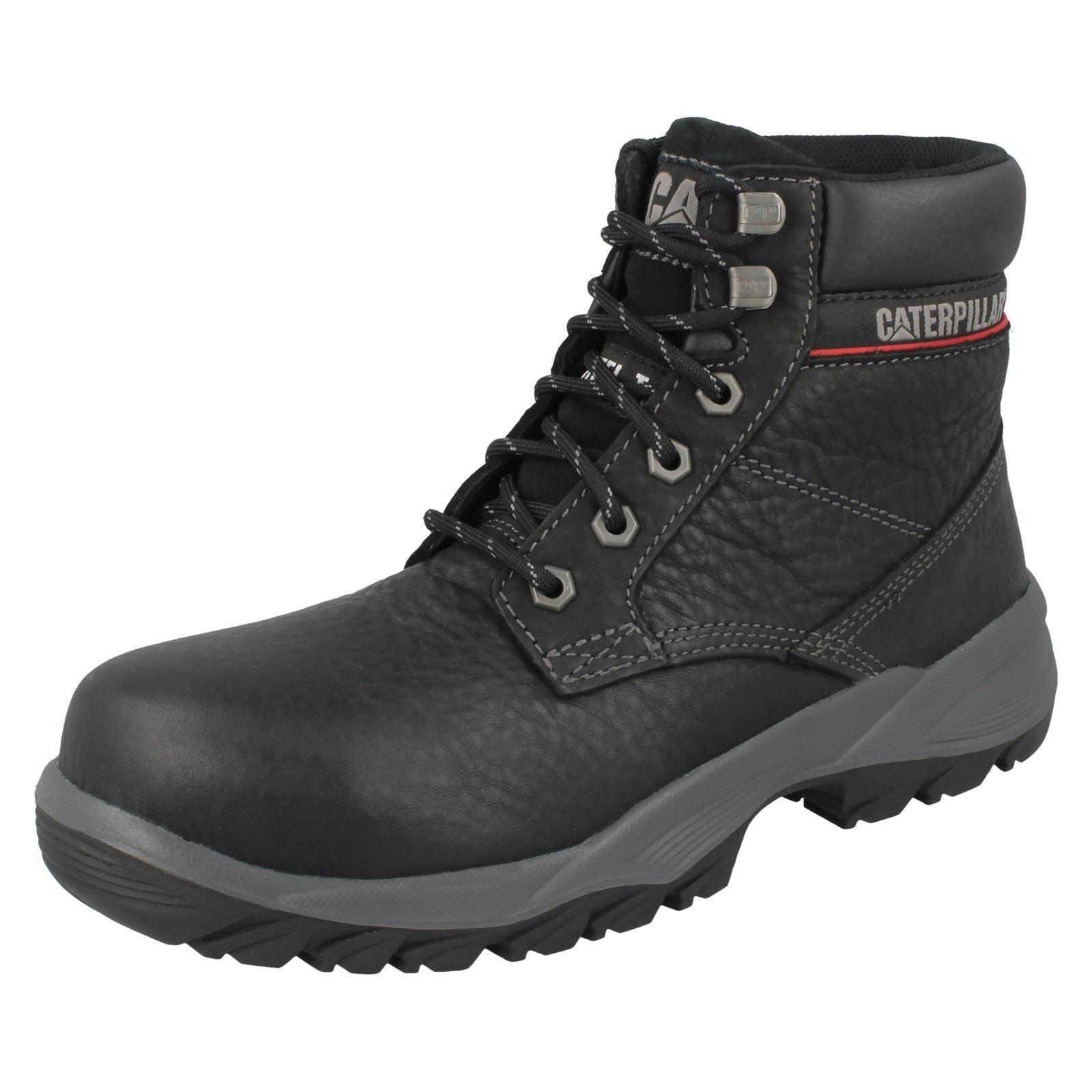 Zapatos especiales con descuento Mujer Caterpillar Botas Puntera de acero dryverse p306996