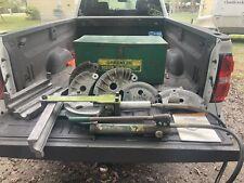 Greenlee 882 Cb Flip Top Hydraulic Pipe Combi Bender 1 14 2 Rigid Imc Emt