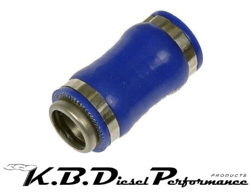 Blue Coolant Hose Connector Ford 6.0l Powerstroke Diesel EGR Cooler F250 F350