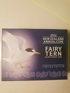 2012-Fairy-Tern-New-Zealand-Proof-Coin-1oz-Silver-5-Rare-Limited-Edition
