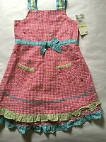 B.t. Kids Dress Size 4 With Tags Msrp $36.00 Bt Kids