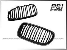 09-11 BMW Matte Black Front Grille E90 E91 LCI 320i 328i 335i Sedan Face-lift