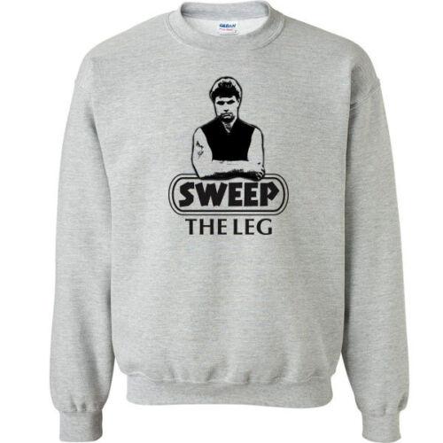 206 Sweep the Leg Crew Sweatshirt karate 80s movie kid cobra kai vintage costume