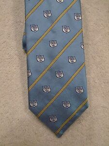 Southern-Tide-Ocean-Blue-Silk-Palmetto-Stripe-Necktie-NWT-85-Made-in-Italy
