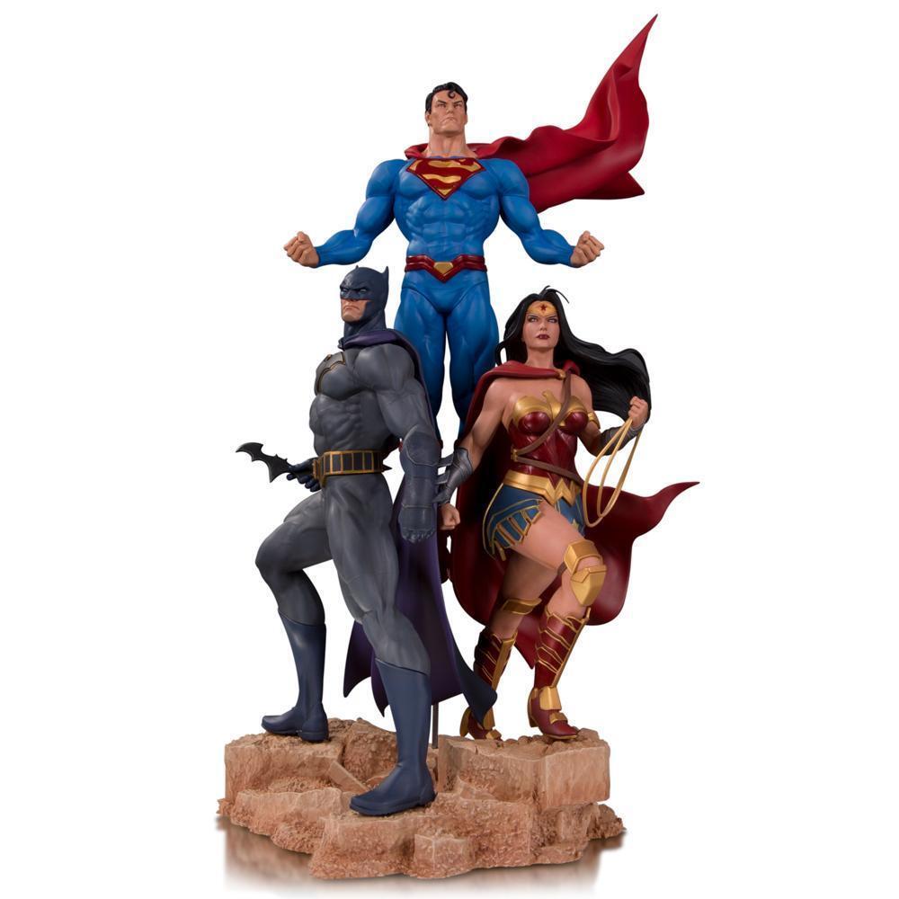 DC Designer Series Trinity by Jason Fabok Statue