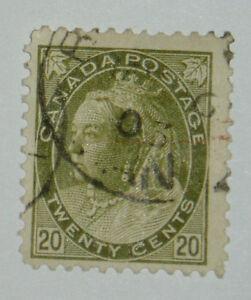 DC-Canada-Scott-84-used-2009-Scott-Value-100
