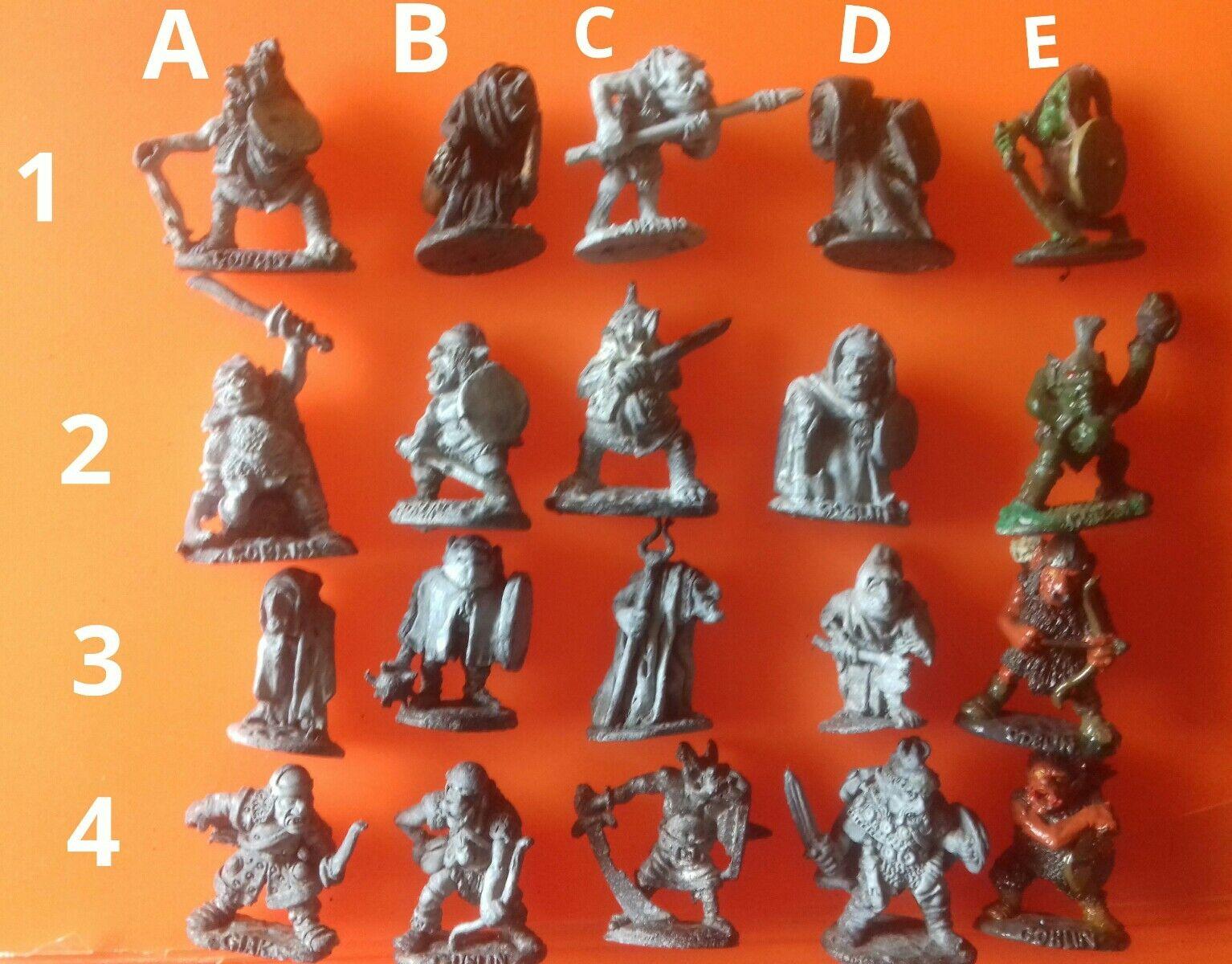 19x C12 great goblin C13 night citadel gw gw gw games workshop goblins pre-slotta 3950ac