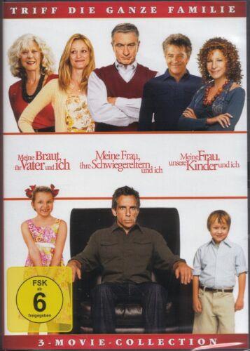 1 von 1 - DVD MEINE BRAUT, IHR VATER UND ICH + ...FRAU, IHRE...+ Collection (3 DVDs) ++NEU
