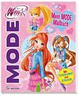 Winx Club - Mein Mode-Malbuch (rosa) (2016, Taschenbuch)