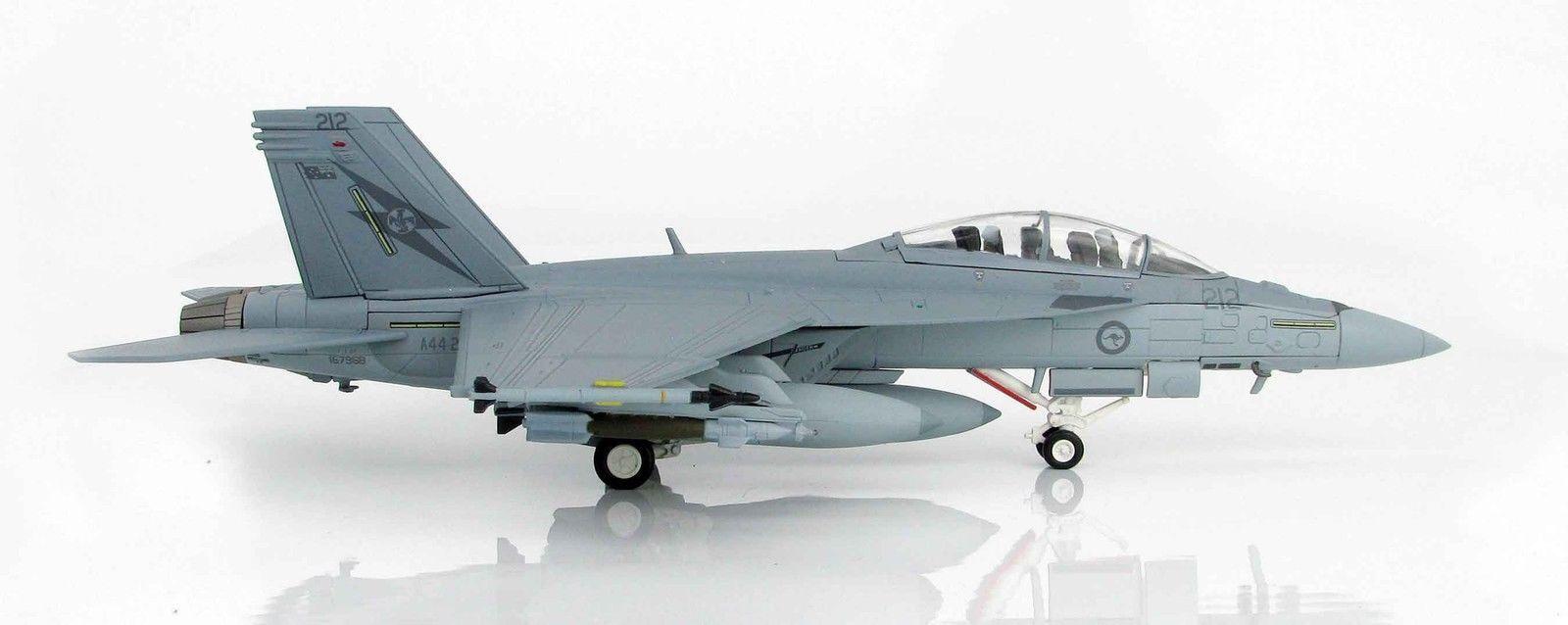 Hobby Master HA5103 1/72 MD F/A-18F Super Hornet A44-212 RAAF No.1 Sqdn op. GOMBO | De Qualité