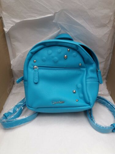 Blue Ladies Backpack Handbag Brand New with Tags