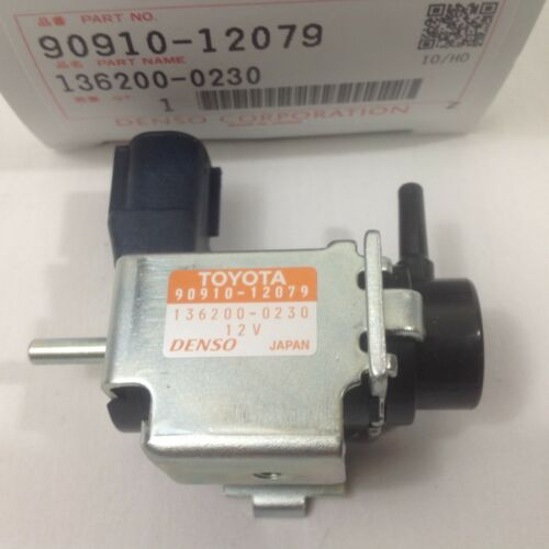 TOYOTA GENUINE VACUUM SWITCHING VALVE 90910-12079  FAST SHIPPING