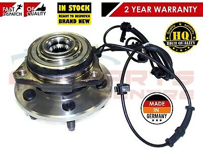 JEEP CHEROKEE 2.4 2.5 2.8 3.7 X2 FRONT WHEEL BEARING HUBS LEFT /& RIGHT 2001-2008