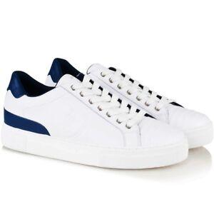 Caricamento dell immagine in corso TRUSSARDI-Jeans-Sneakers-Uomo -EU-44-Optical-White- d66a0d9dbd3