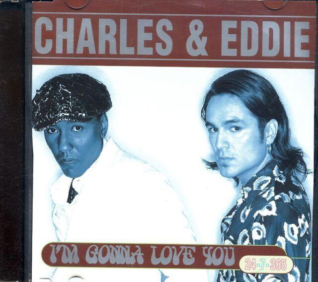 Charles & Eddie - I'm Gonna Love You (24-7-365) ♫ Maxi-Single-CD von 1995 ♫