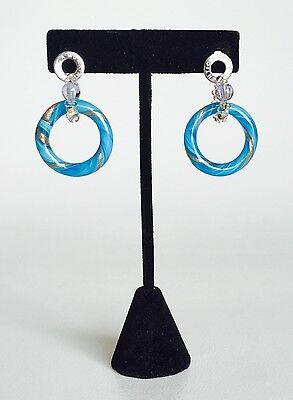 Antica Murrina Bolero--Murano Glass Dangle Earrings