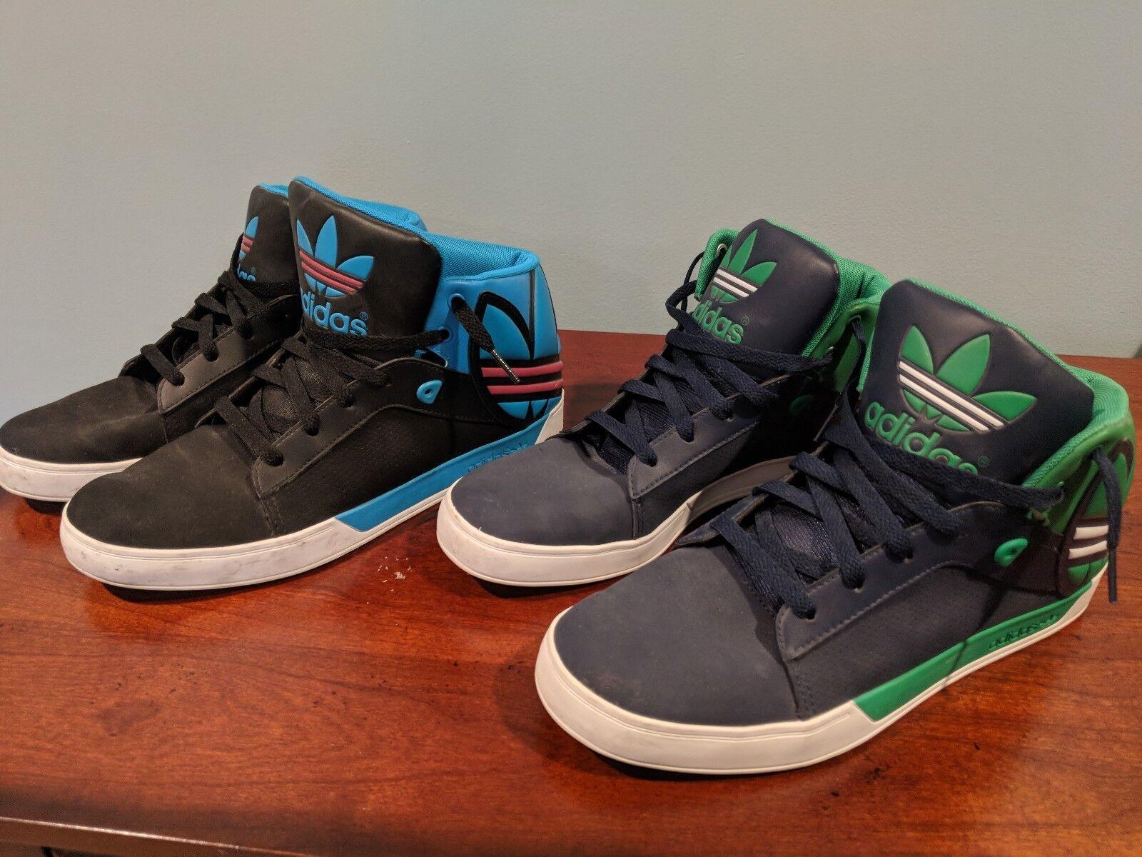 reputable site 56326 e73c8 Adidas shoes Bundle Size 9. Reprise RPS1632 Sneaker Leder lacigreen kroko  blue 180042