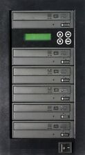 MediaStor #a06 1-5, 1 to 5 Target 24X DVD LiteOn Burner Duplicator Replication