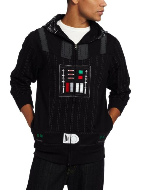 Star Wars Imperial Sith Darth Vader Casual Jacket Cosplay Costume Hoodie Shirt