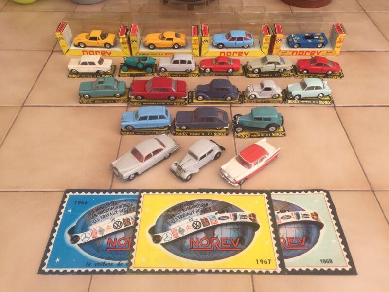 Norev Plastic Models for sale