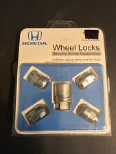 Lock Genuine Honda 08181-SF0A2AH Steel Wheel Exposed Lug Nuts