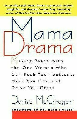 Mama Drama : Macht Peace mit The One Damen Who Can Druck Your Knöpfe, Make You