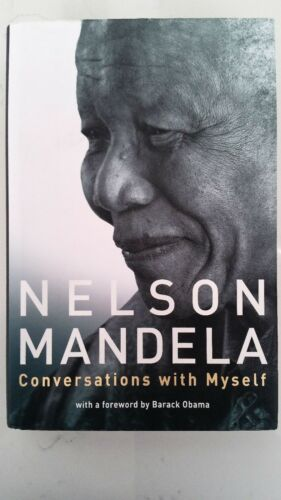 1 of 1 - Conversations with Myself by Nelson Mandela (Hardback, 2010)