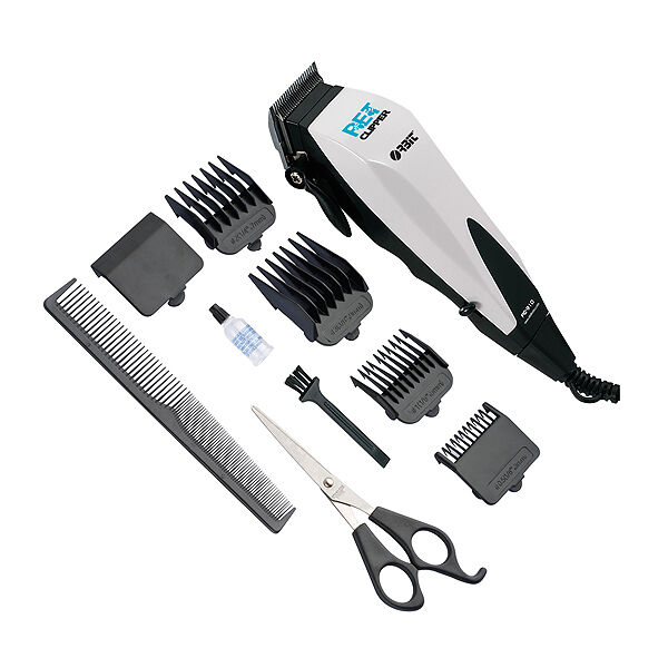 10pc Professional Pet Dog Clippers GROOMING KIT PELI TRIMMER Clipper
