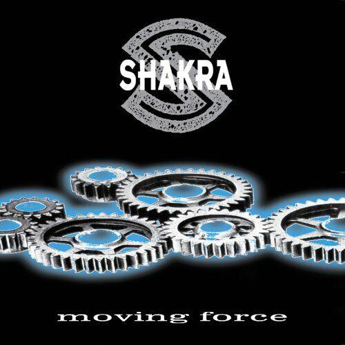 SHAKRA - MOVING FORCES  CD  12 TRACKS  METAL / ROCK  NEW