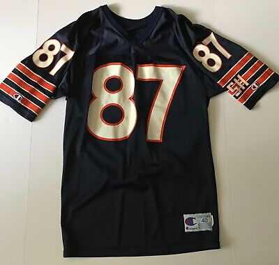 RARE Authentic Vintage Tom Waddle Chicago Bears CHAMPION NFL Jersey   eBay
