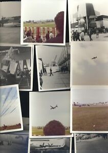(49352) 59 Privé-photos Aviation Manifestation Le Bourget Ca 1970 Avec Int-staltung Le Bourget Ca 1970 Mit Intfr-fr Afficher Le Titre D'origine Moderne Et EléGant à La Mode