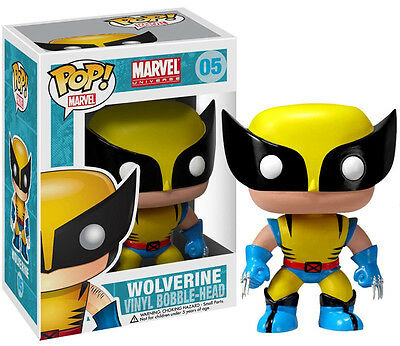 WOLVERINE X-MEN X MEN X-MAN X MAN LOGAN MARVEL DC VINYL POP FUNKO FIGURE FILM 1