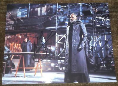 Entertainment Memorabilia Norm Lewis Signed Autograph Jesus Christ Superstar 8x10 Photo F W/exact Proof Theater