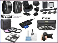 Hi Definition Super Saving Deluxe Accessory Package For Pentax K-s2