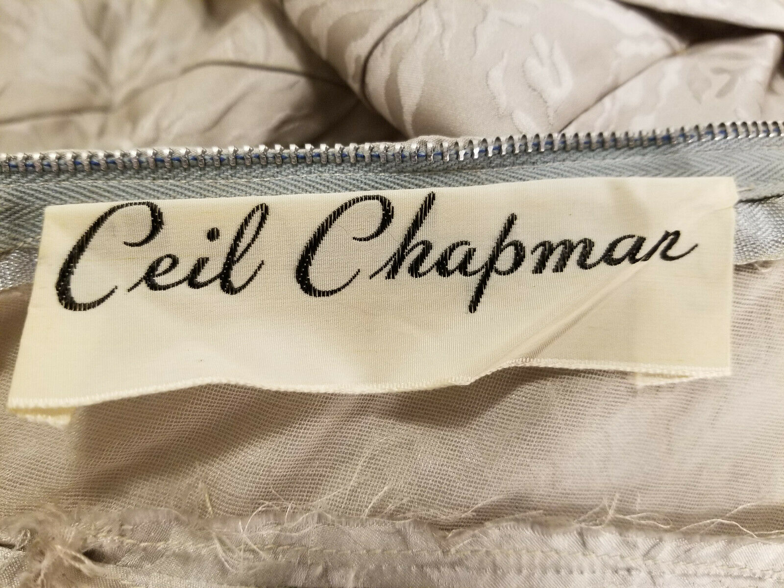 NEW OLD STOCK NOS CEIL CHAPMAN VINTAGE 1950S COCK… - image 10
