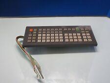 MAZAK MLTPLX 420 CNC  KS-MB413A ALPS SP-80 56AAB0856A OPERATOR KEYBOARD PANEL