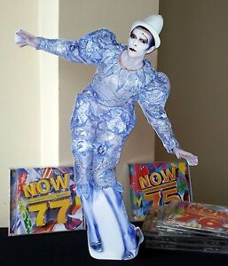 Details about David Bowie Display Desktop Stand NEW Ziggy Stardust Ashes to  Ashes Starman
