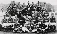 CHARLTON ATHLETIC FOOTBALL TEAM PHOTO>1934-35 SEASON