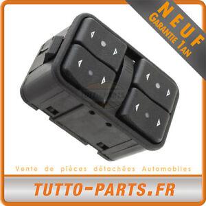 Commande-Bouton-Leve-Vitre-cote-Conducteur-Astra-G-Zafira-A-6240106-90561086