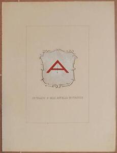ANTELLESI-DELL-039-ANTELLA-DI-FIRENZE-TOSCANA-STORIA-DELLE-FAMIGLIE-ILLUSTRI-1872