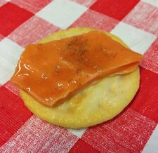 Realistic Fake Food Chinese Sushi Salmon Kitchen 3D Refrigerator Fridge Magnet