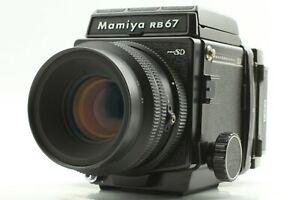 N-Nuovo-di-zecca-Mamiya-RB67-Pro-SD-corpo-K-L-KL-127mm-f3-5-L-Lens-6x8-Pellicola-Retro-Giappone